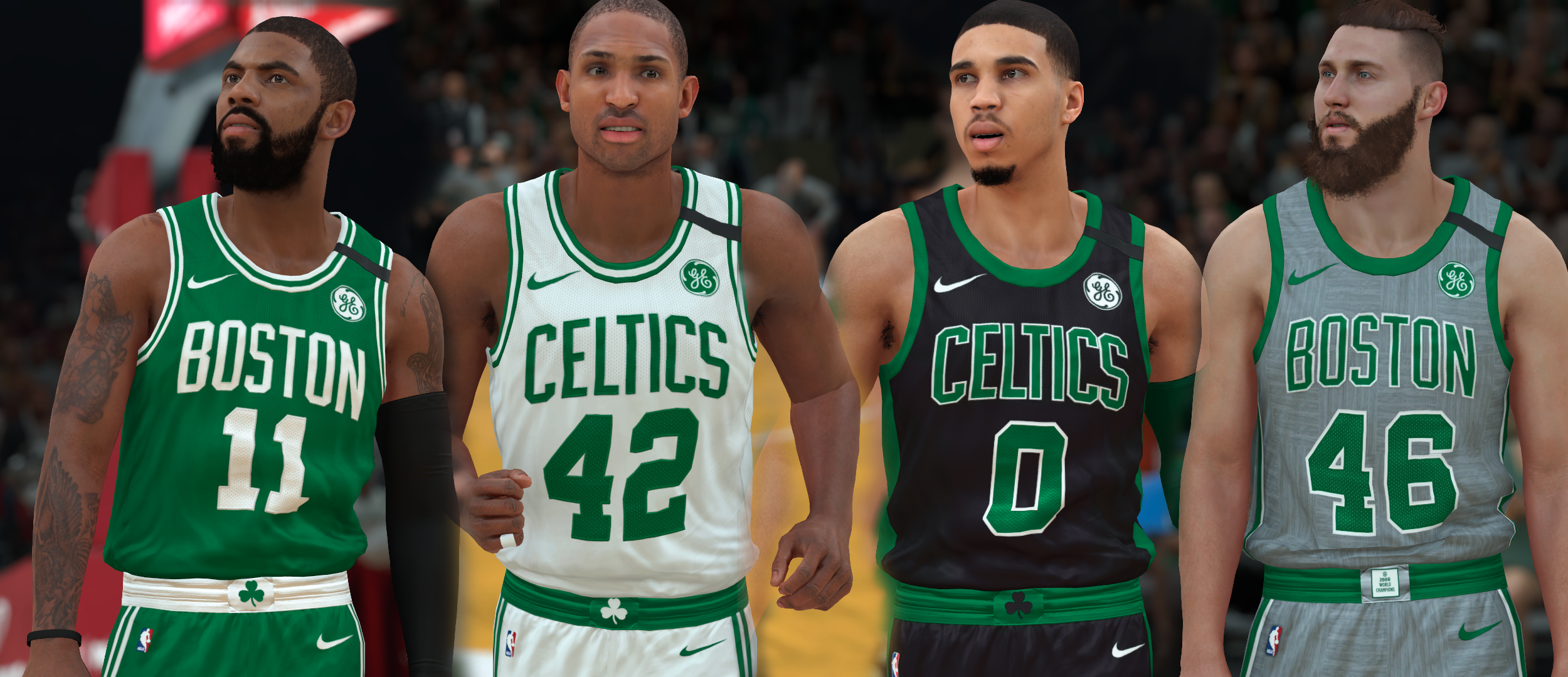 Boston Celtics Jersey with Blackstripe (pinoy21)
