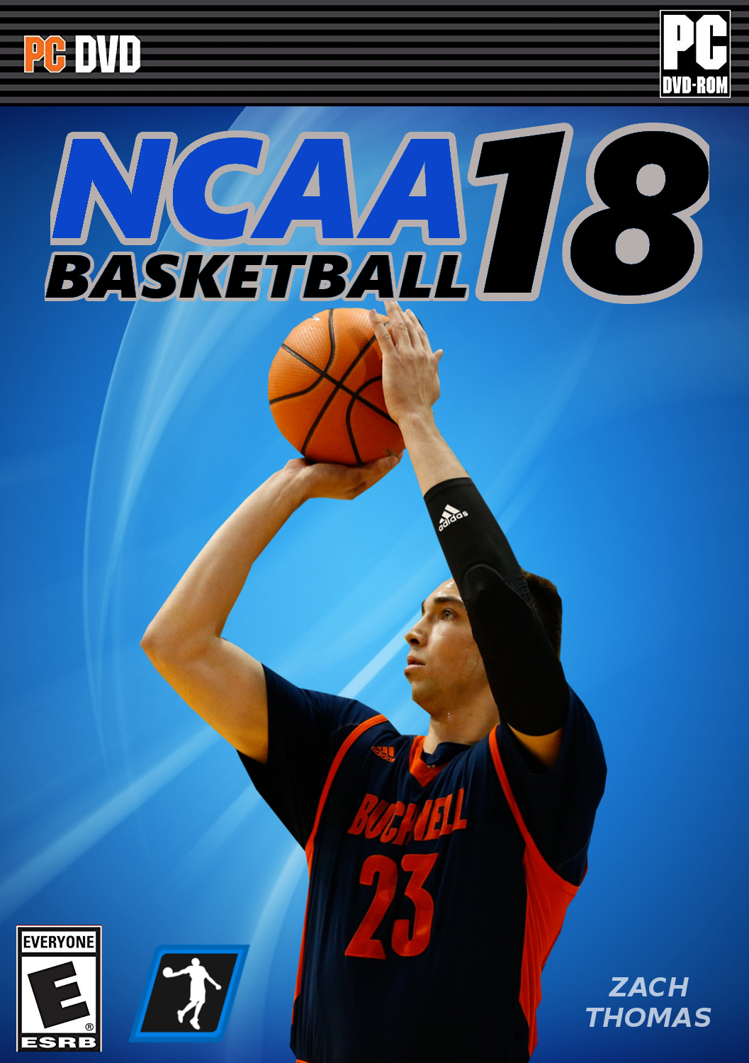 NCAA Basketball 18 V3 Update Pack
