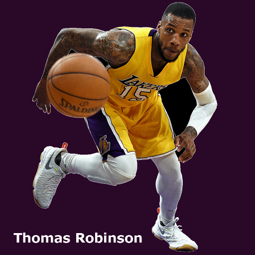 Thomas Robinson Portrait