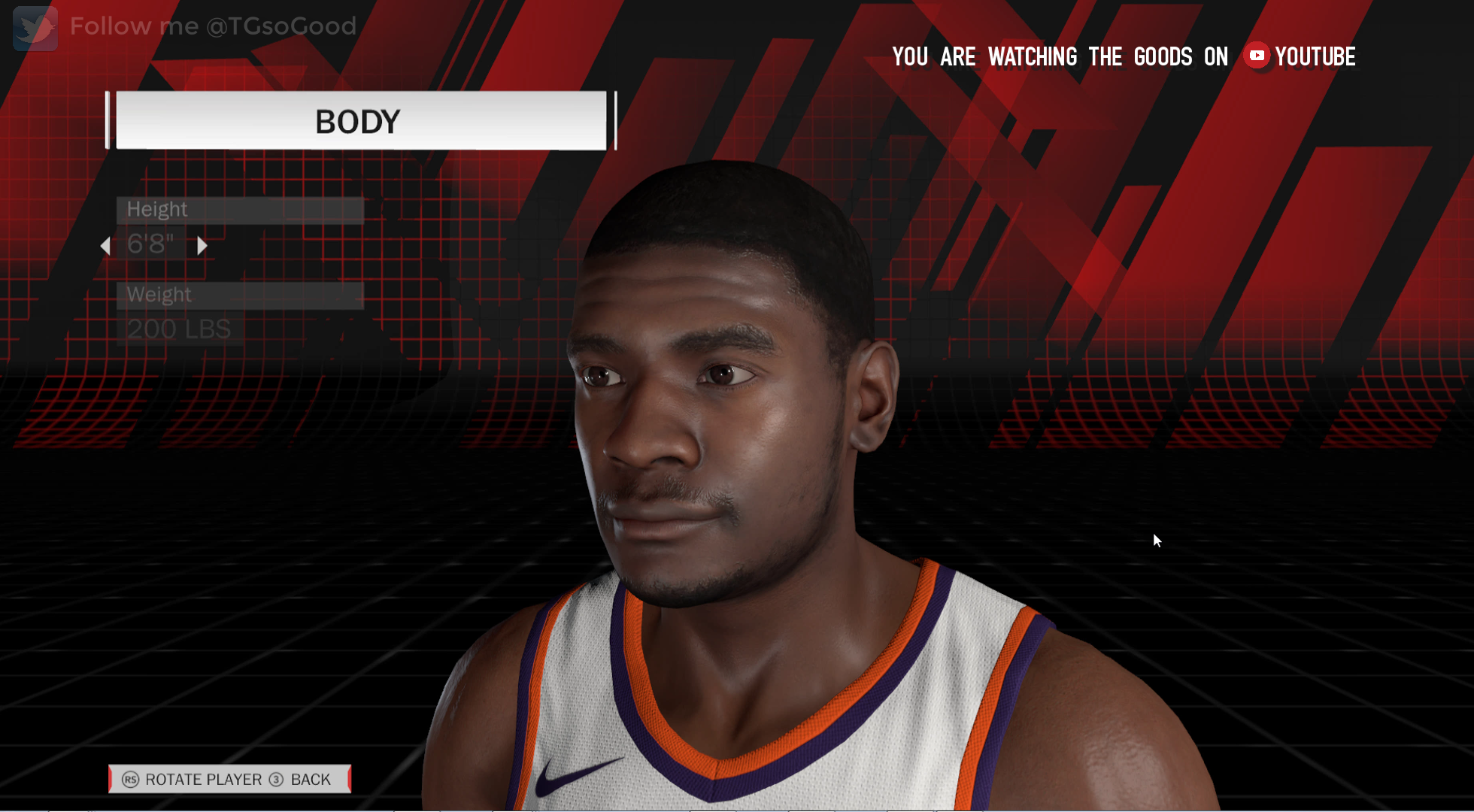 Josh Jackson Face (Short Hair)