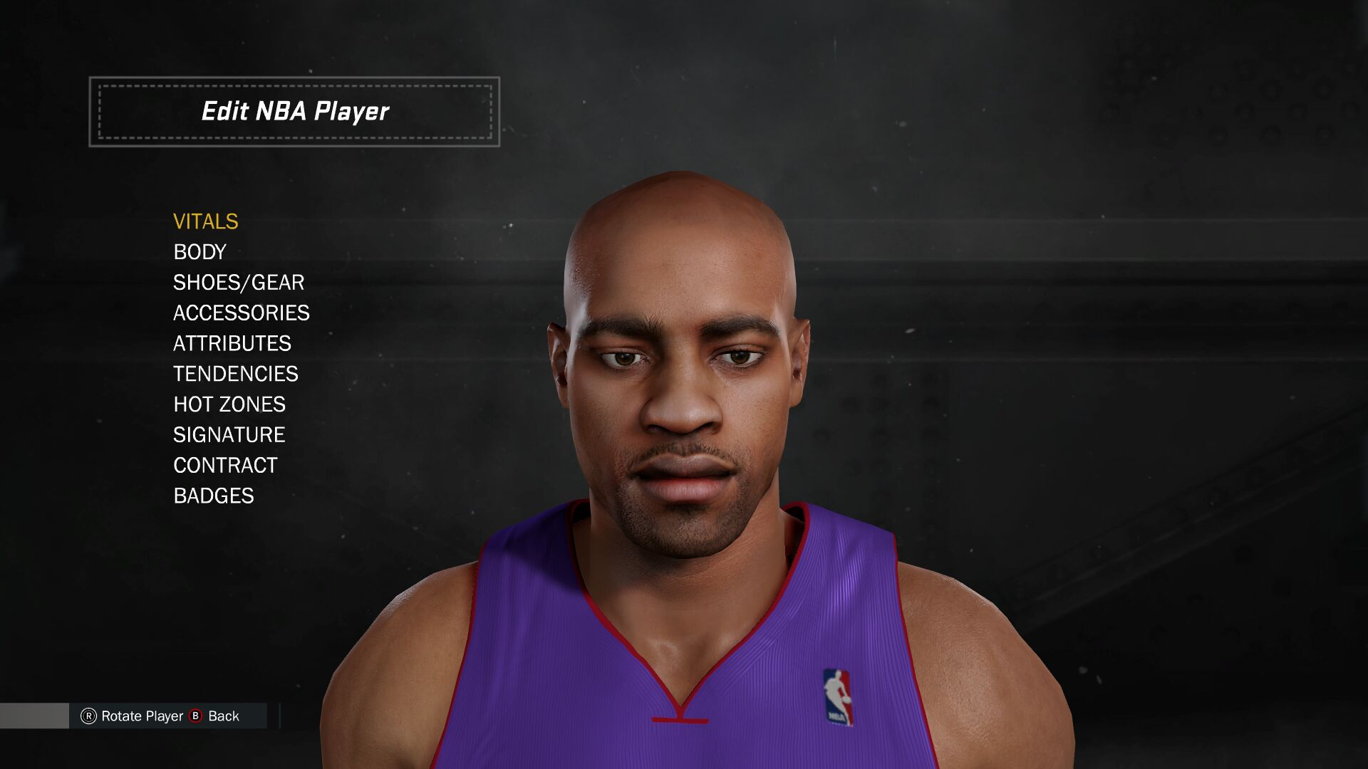 2K18 to 2K17 Conversion Cyberface Pack