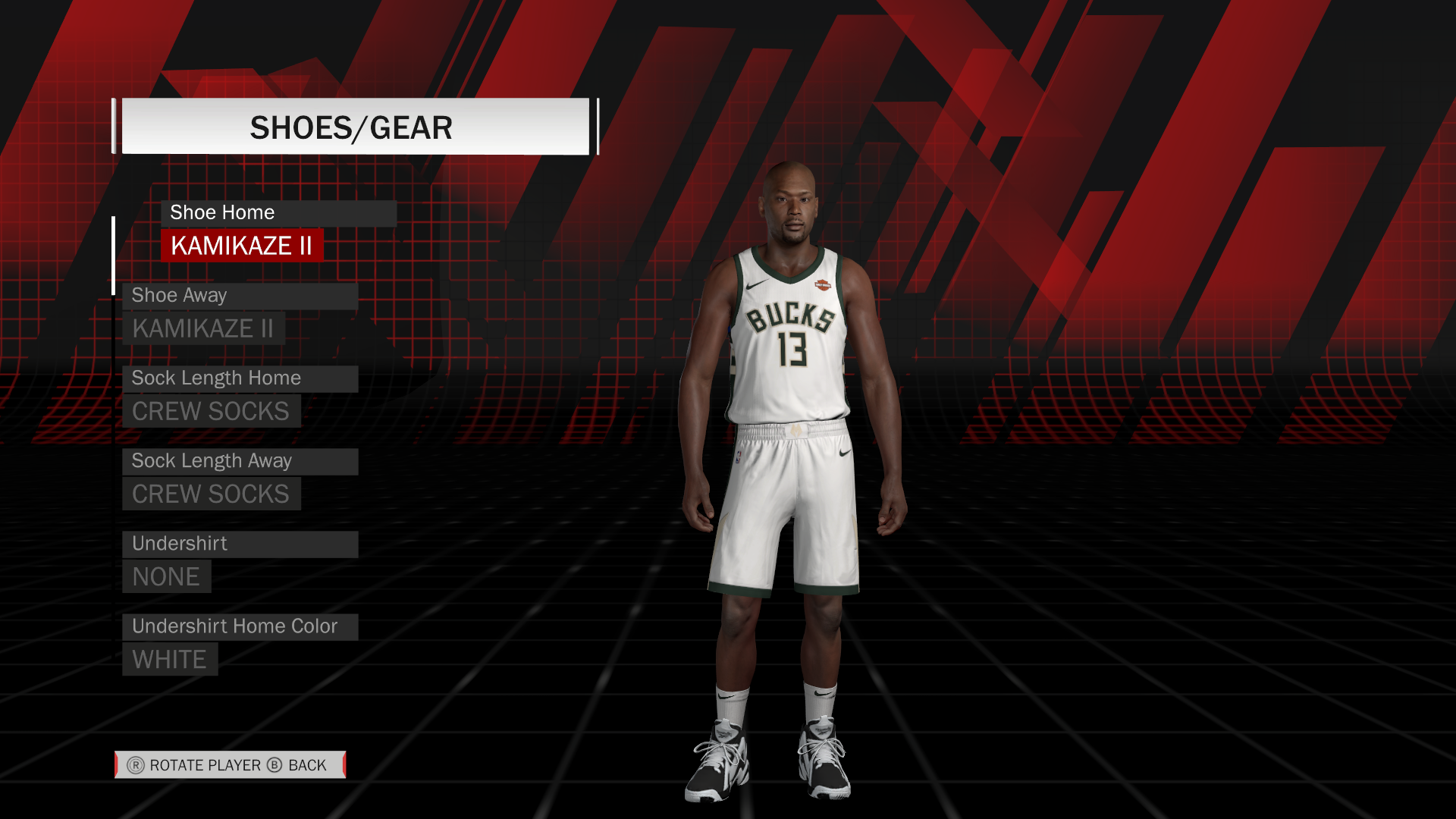 Glenn Robinson Milwaukee Bucks 2000 DNA