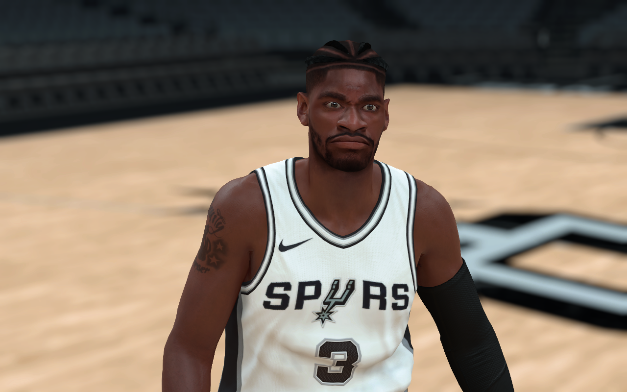 Brandon Paul Face