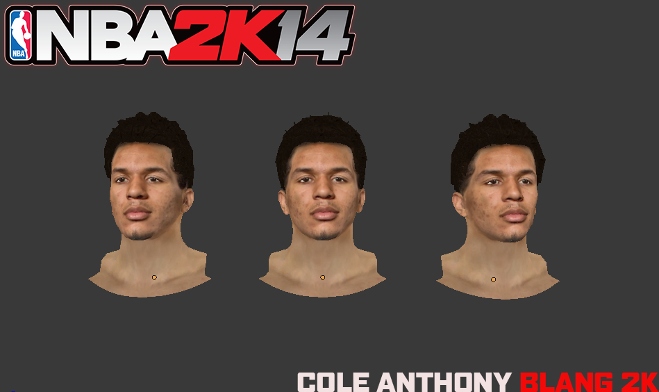 Cole Anthony Face