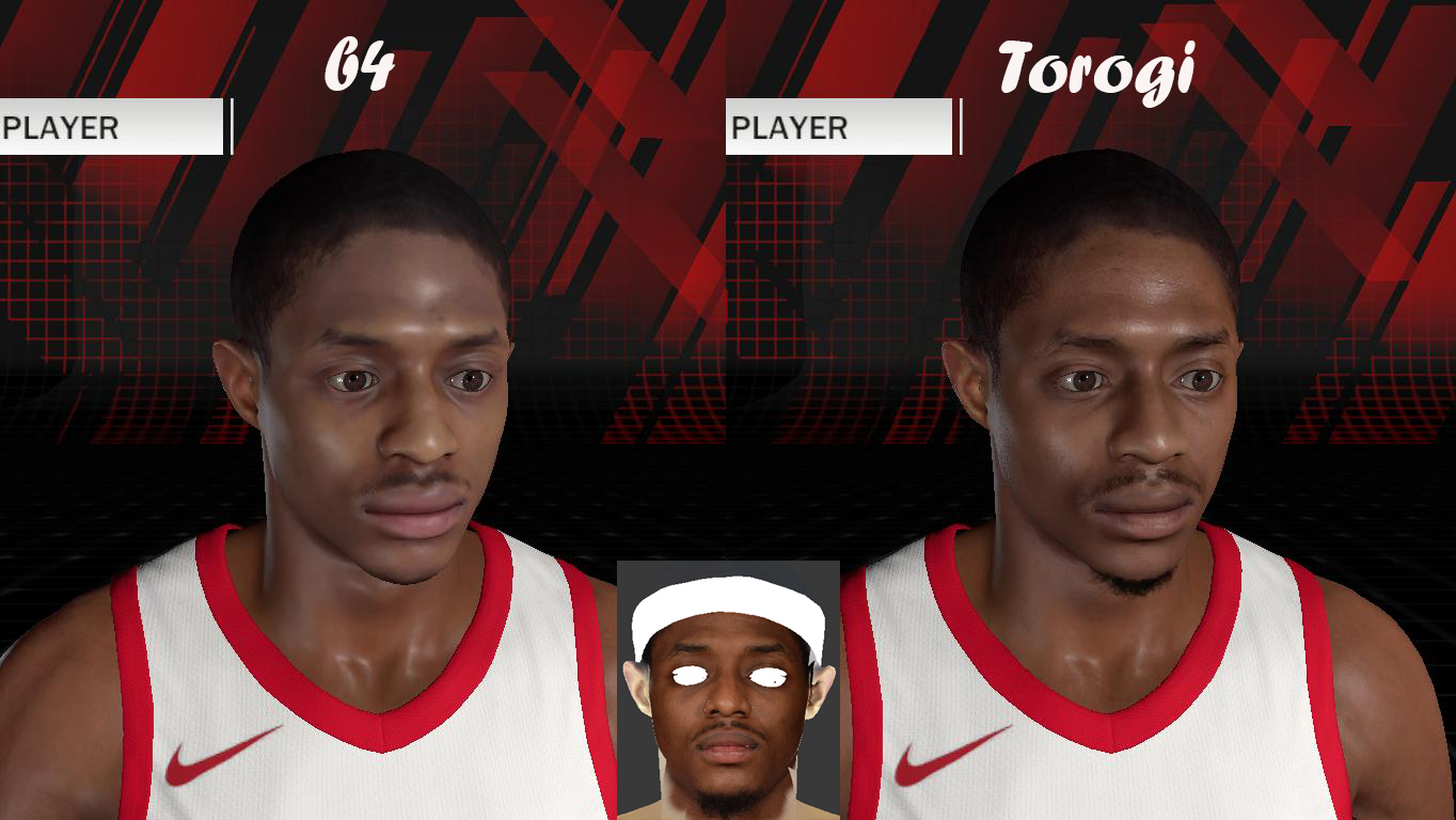 Brandon Knight Face