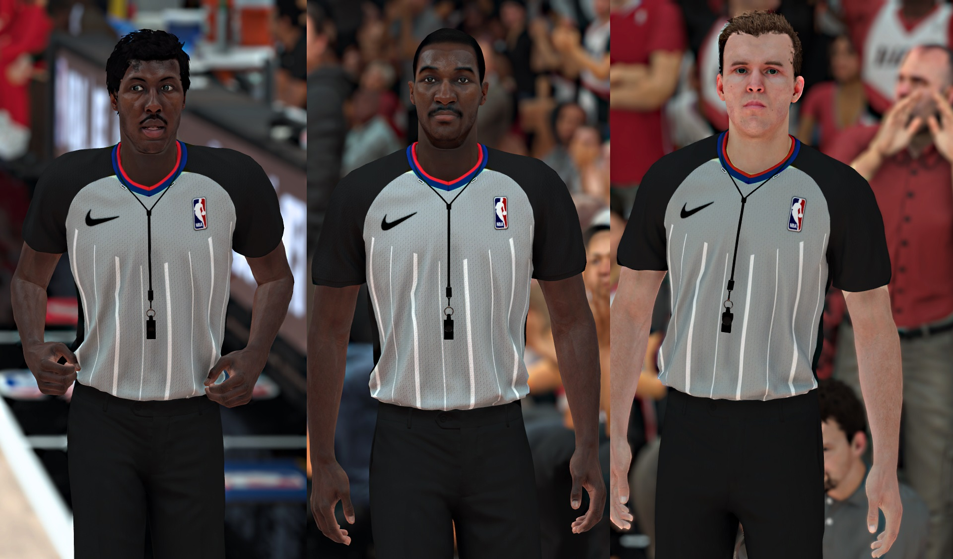 New Referees
