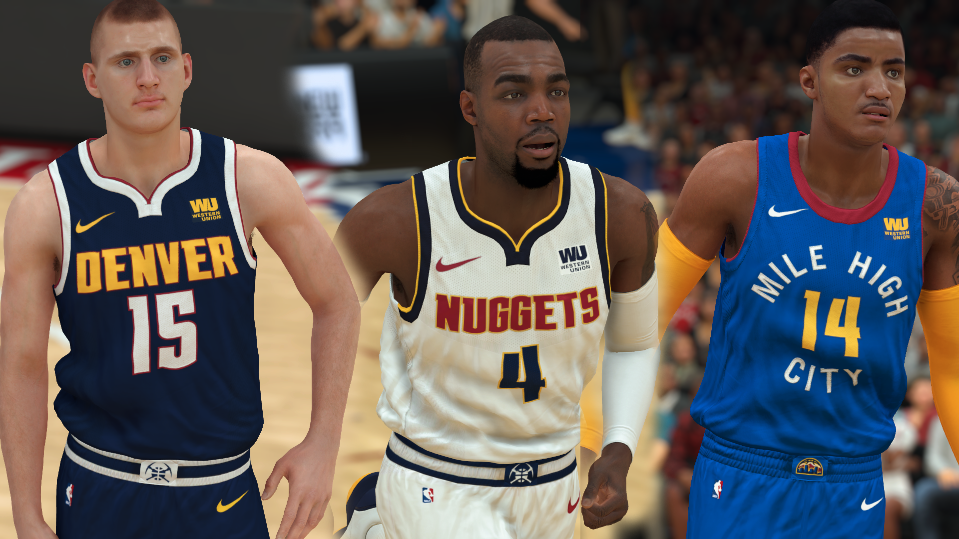 Denver Nuggets Jersey (pinoy21)