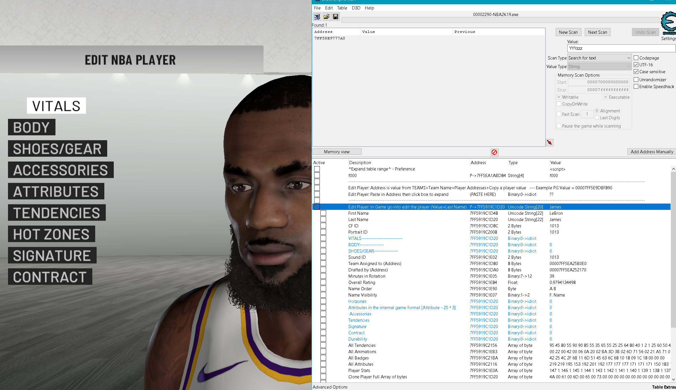 Nba 2k15 Cheat Engine Download