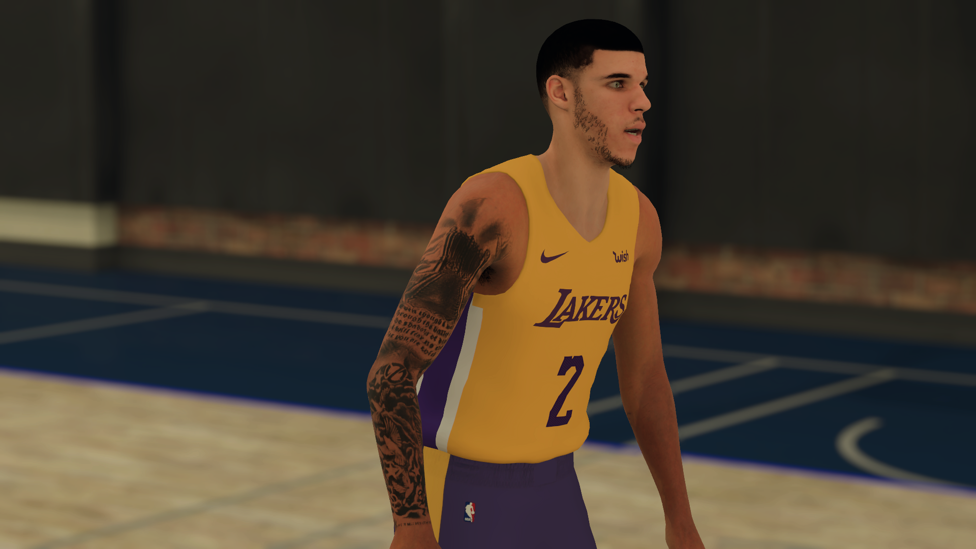 Lonzo Ball Tattoos
