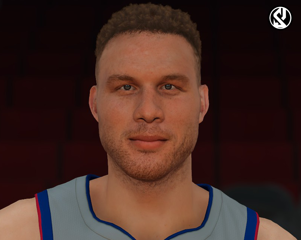 Blake Griffin Face