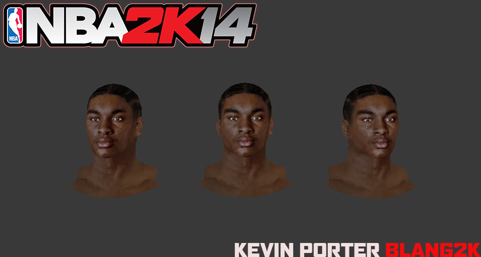 Kevin Porter Jr. Face