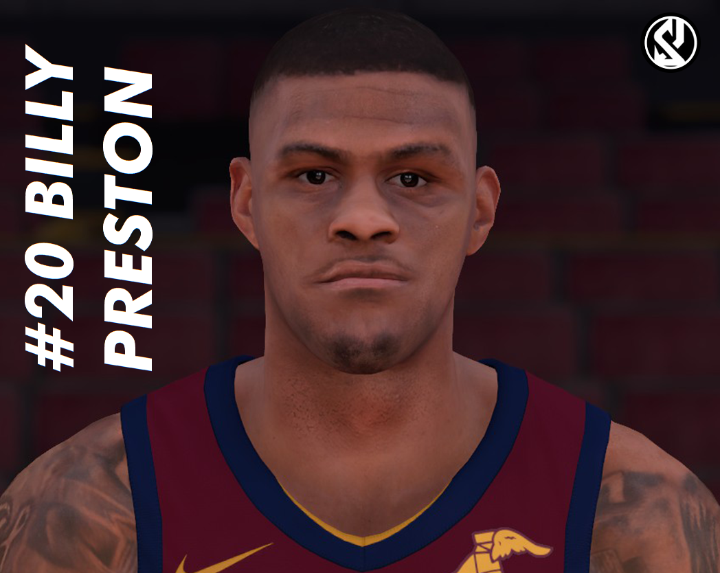 Billy Preston Face