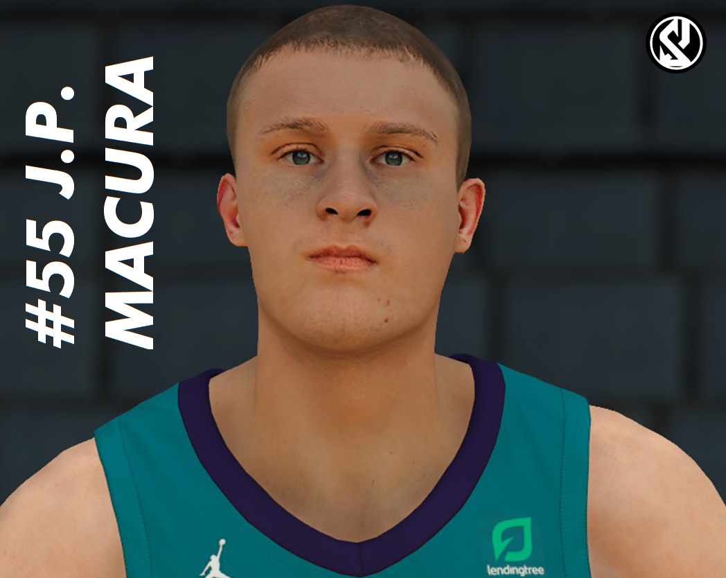 J.P. Macura Face