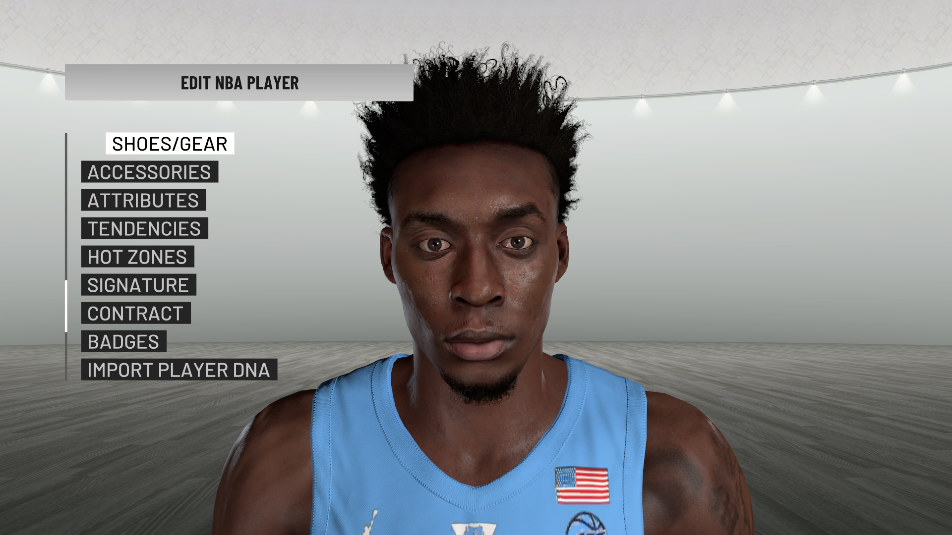 Nassir Little Face