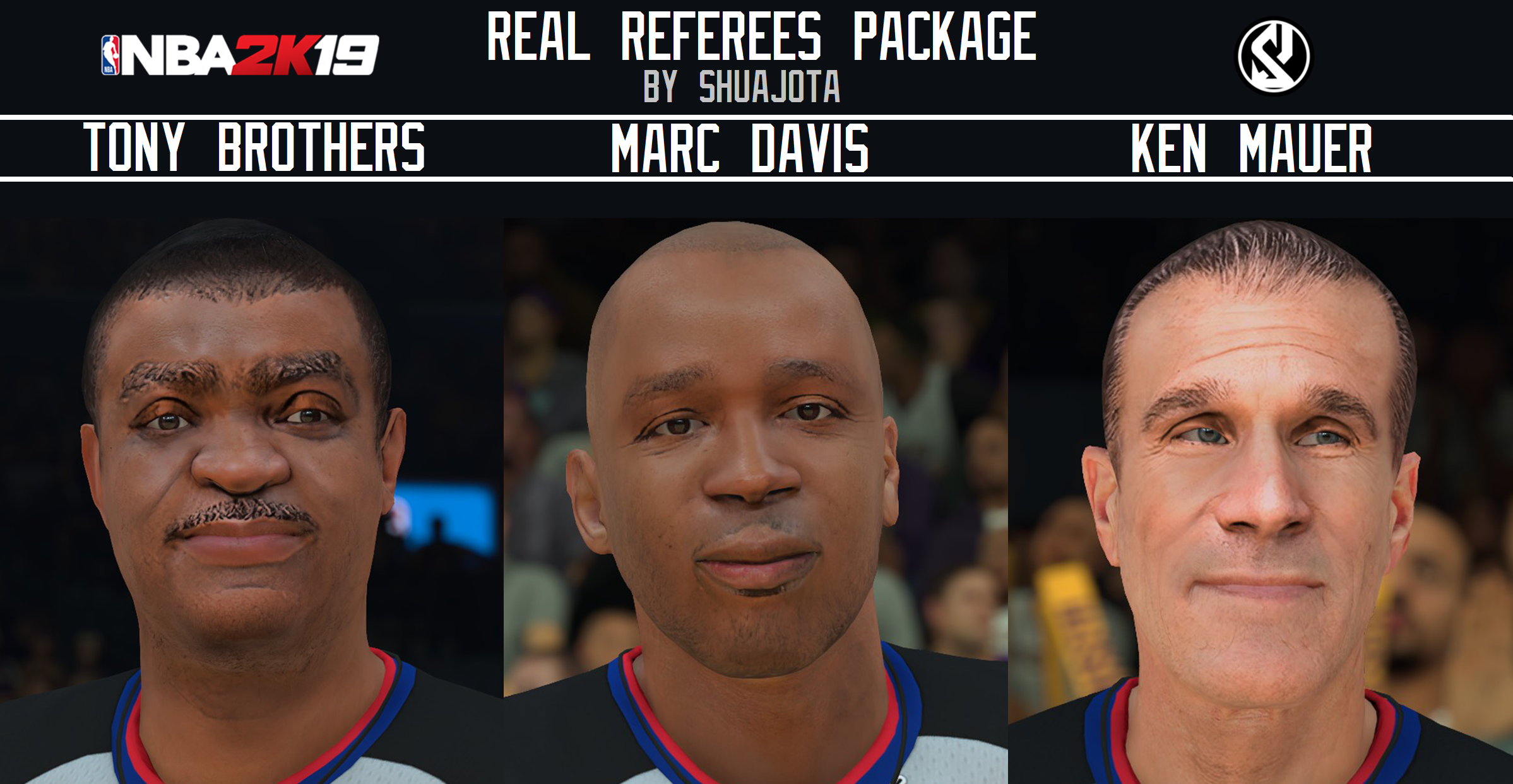 Real Referees Package
