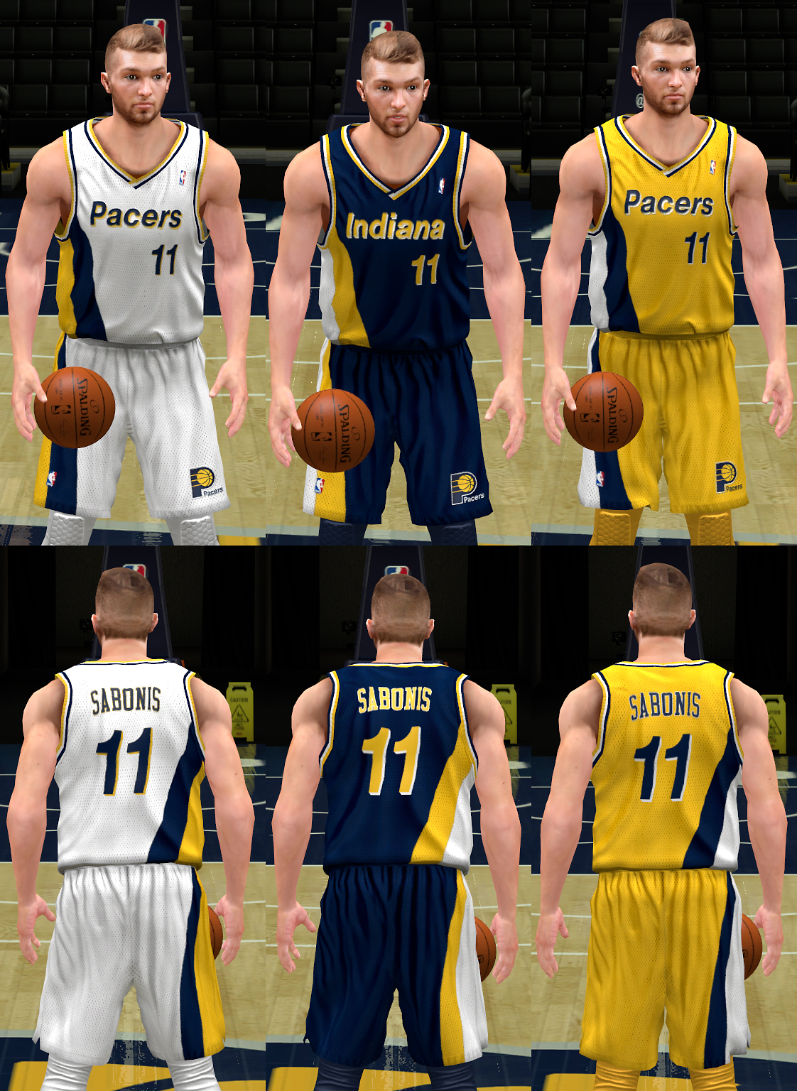 new style 21d5e 7bf12 NLSC Forum • Downloads - 1990s Indiana Pacers Uniforms