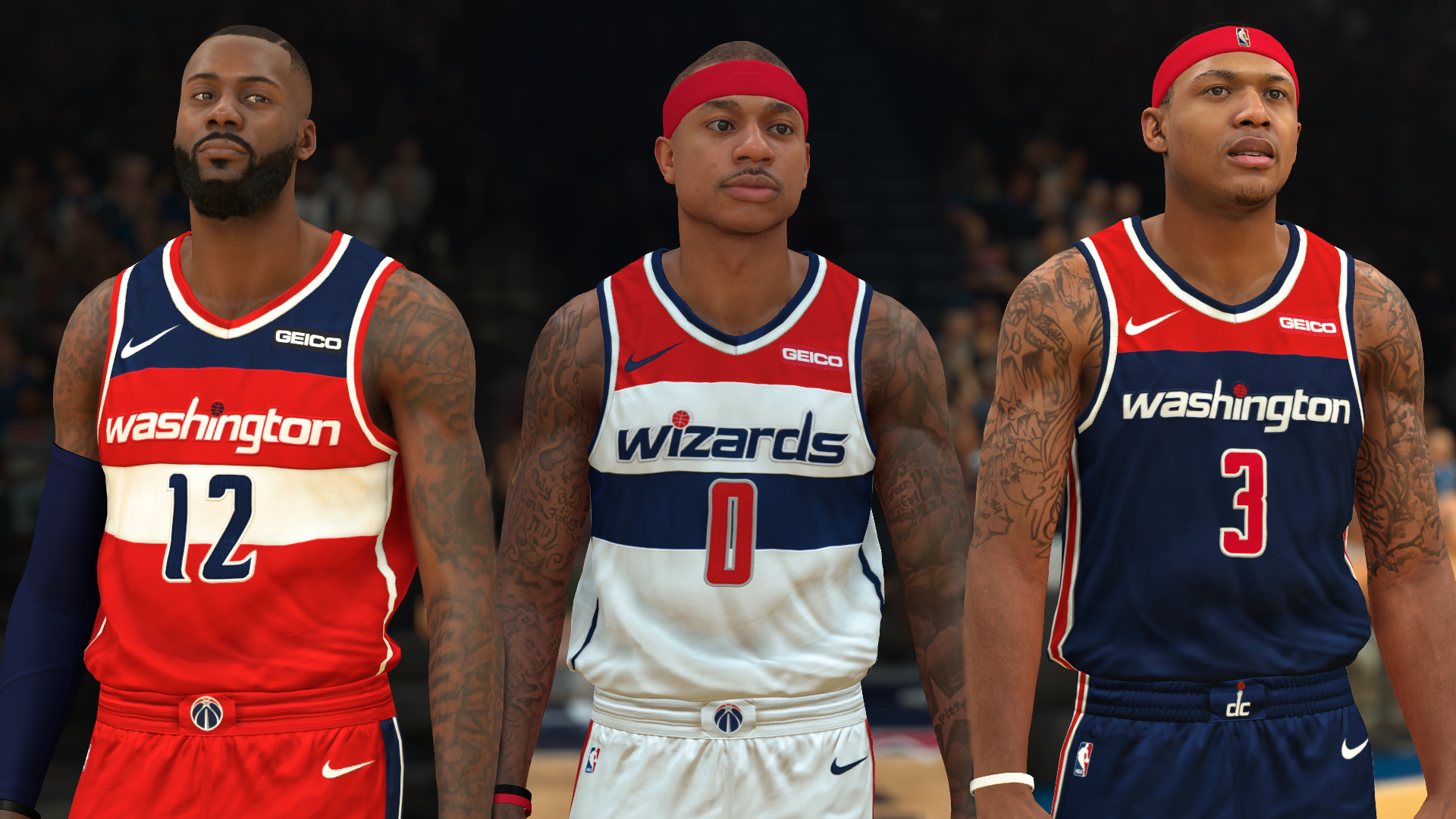 Washington Wizards Jersey (pinoy21)