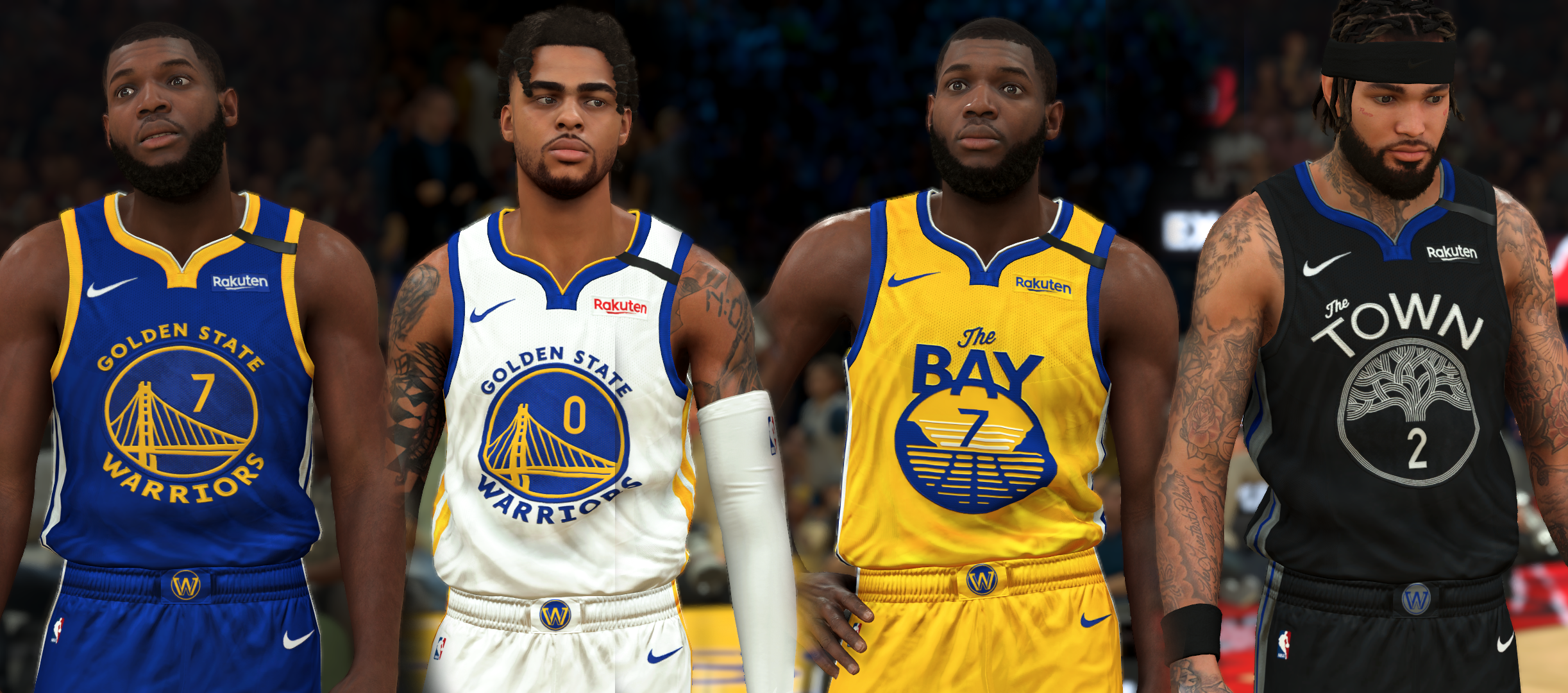 Golden State Warriors Jersey (pinoy21)