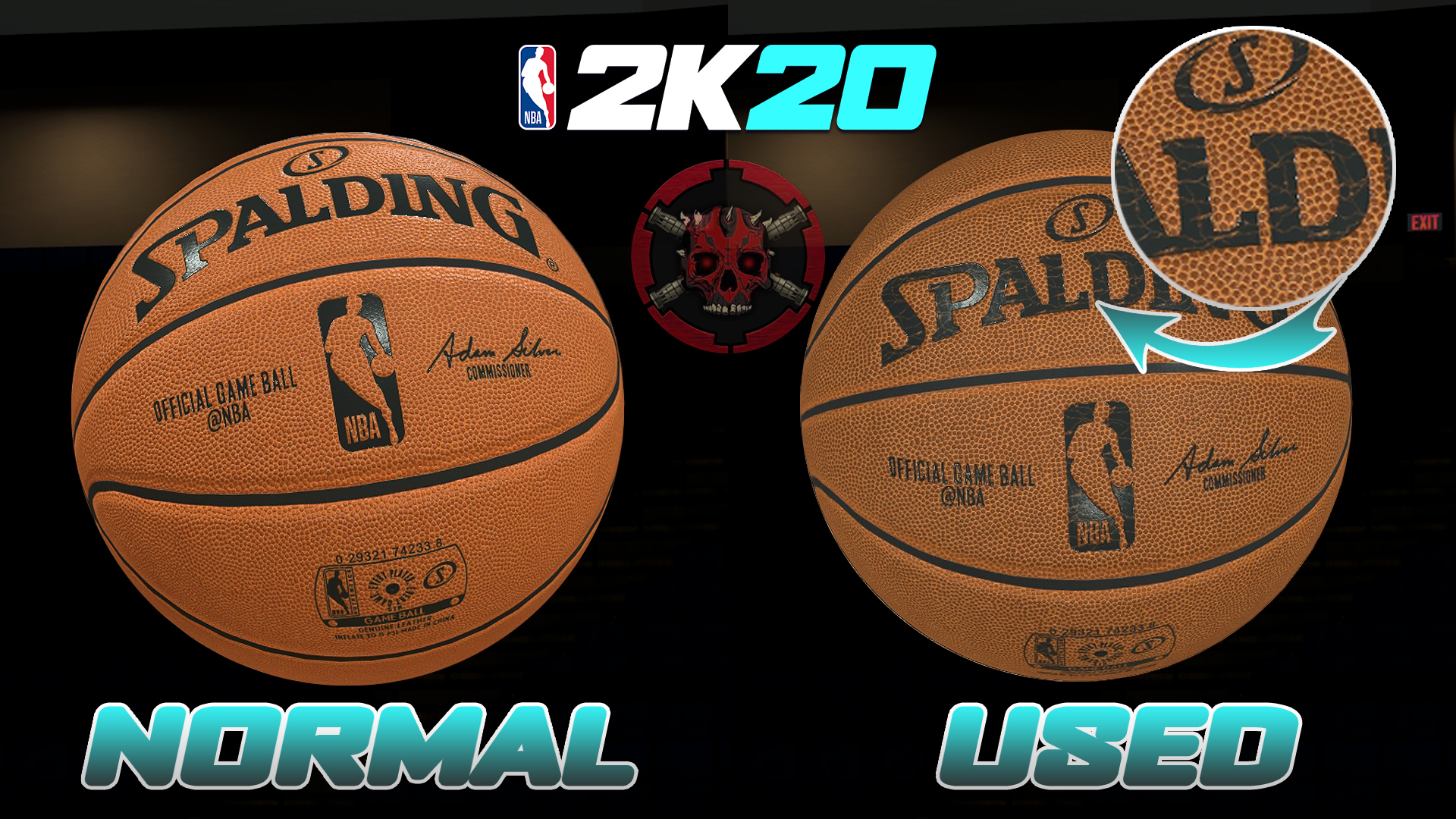 Spalding Official NBA Game Ball HD [SITH]