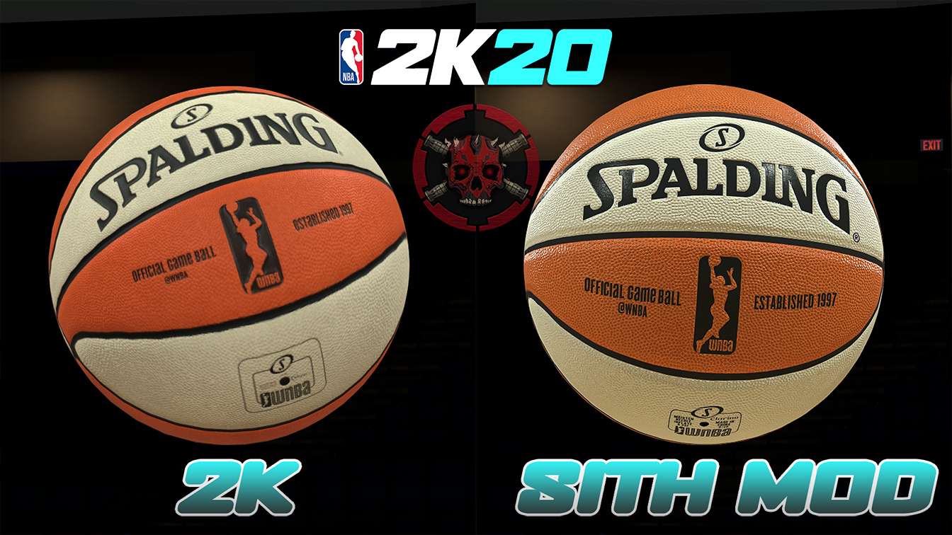 Spalding Official WNBA Game Ball HD [SITH]