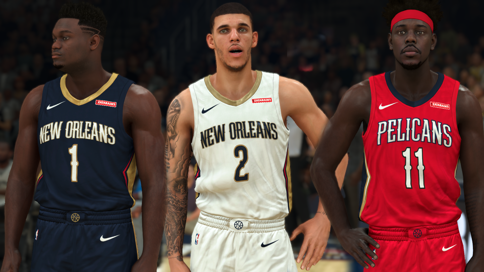 New Orleans Pelicans Jersey (pinoy21)