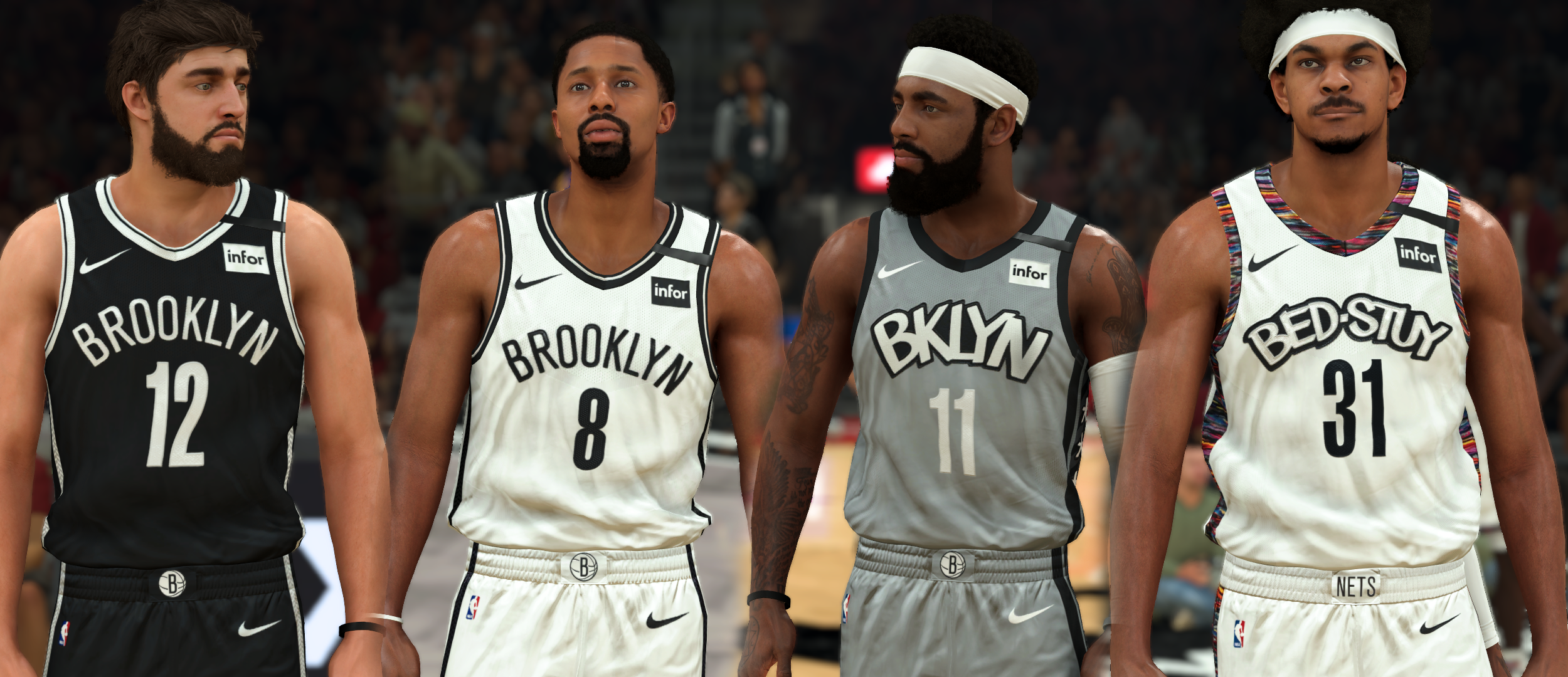 Brooklyn Nets Jersey (pinoy21)
