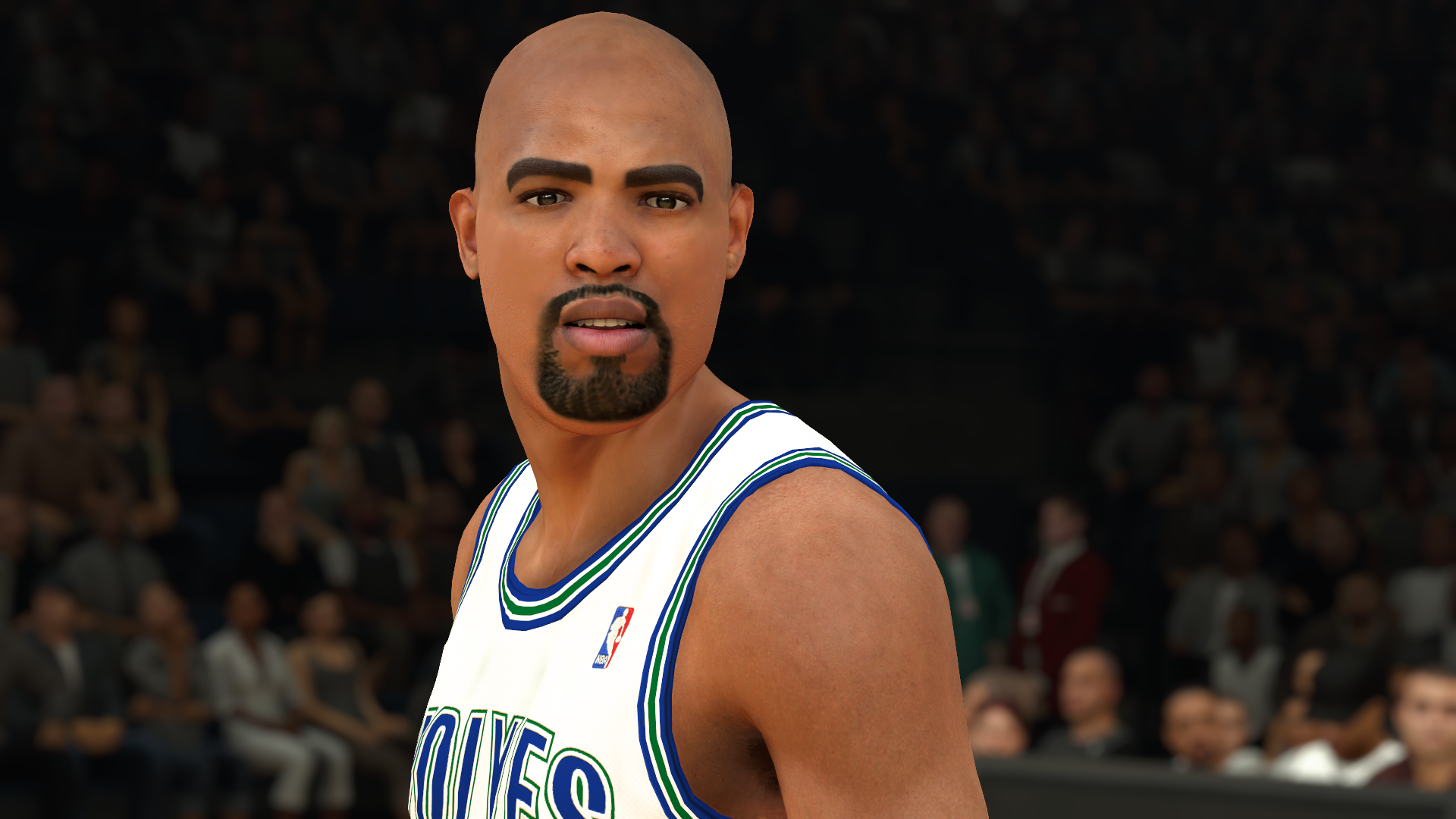 11 Classic Player Cyberface Pack for 91-92 Roster