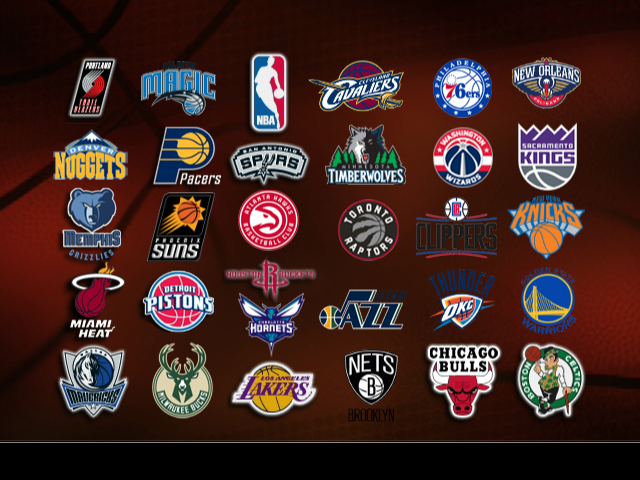 NBA Team Logos Bootup Screen 08