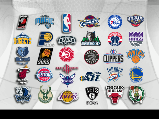 NBA Team Logos Bootup Screen 07