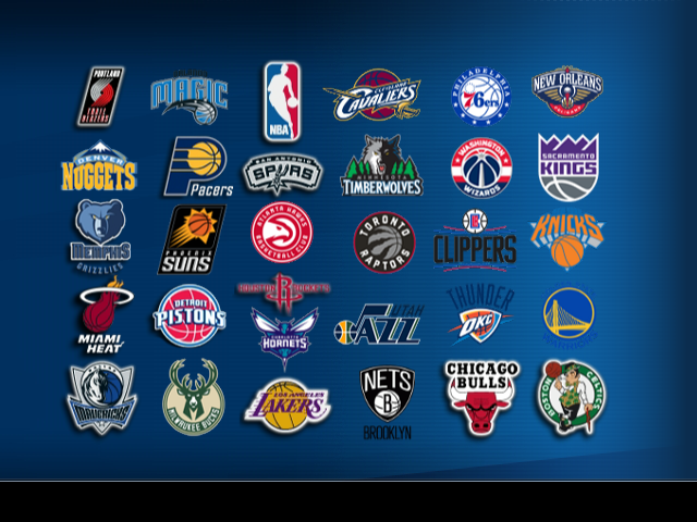NBA Team Logos Bootup Screen 06