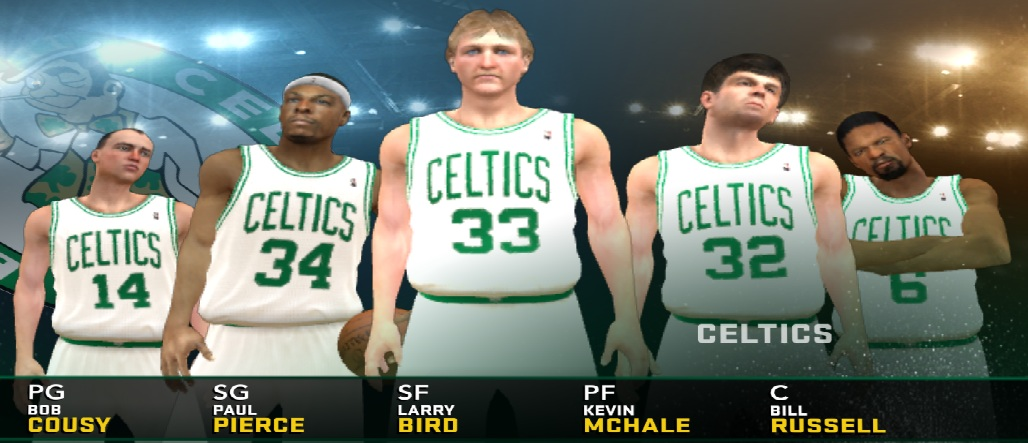 boston celtics roster  2000