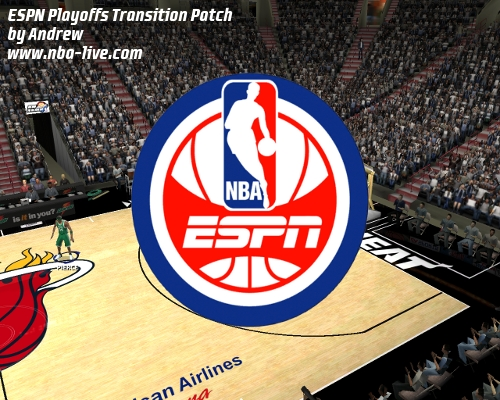 ESPN Playoffs Transition Patch 2005
