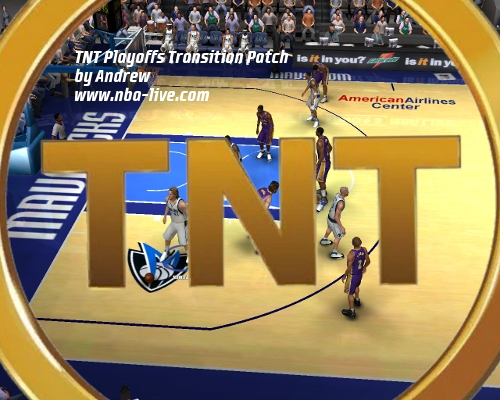 TNT Playoffs Transition Patch 07
