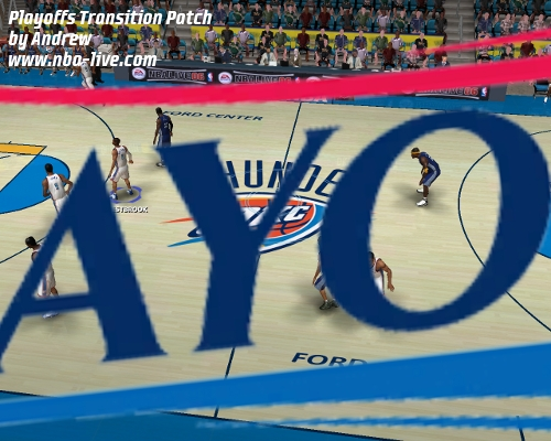 Playoffs Transition Patch 06