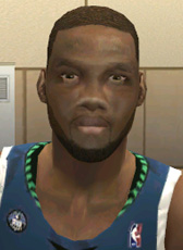Al Jefferson Face Patch