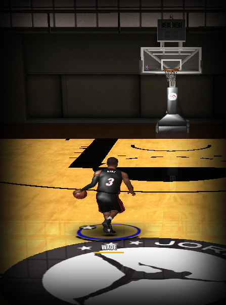NBA 2K12 Indicator for NBA Live 08