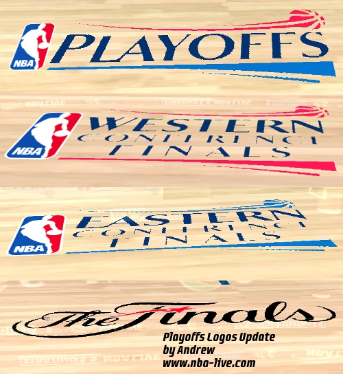 Playoffs Logos Update 08