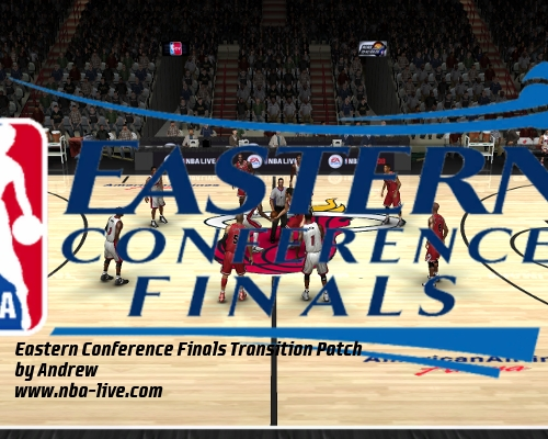 Eastern Conference Finals Transition Patch 08