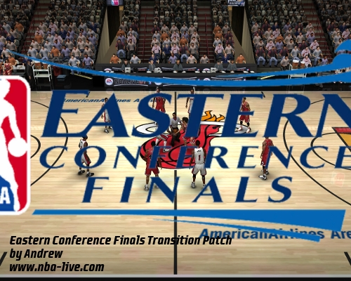 Eastern Conference Finals Transition Patch 07
