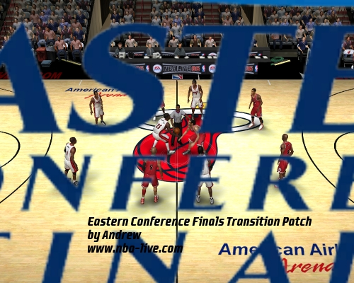 Eastern Conference Finals Transition Patch 06