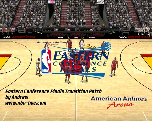 Eastern Conference Finals Transition Patch 2005