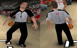 Current NBA Referee Uniform