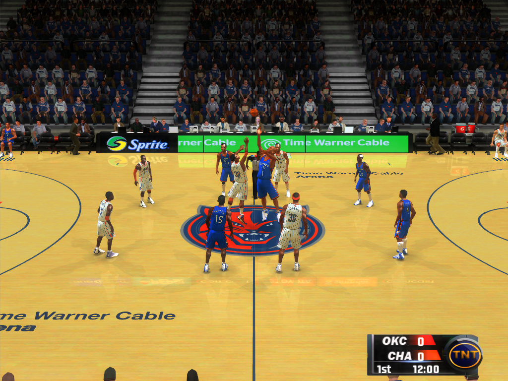 Colorful ENB Series for NBA Live 08