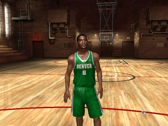 16ebb1b1c798 NLSC Forum • Downloads - Denver Nuggets Green Week Jersey Patch