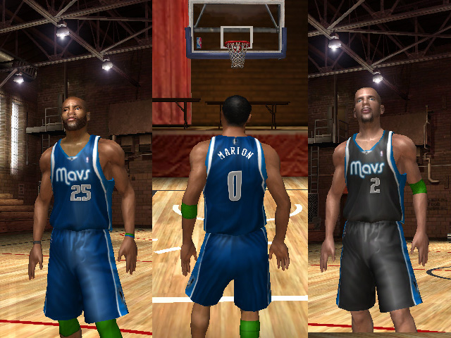 27e29d871477 NLSC Forum • Downloads - Dallas Mavericks 2011 2012 Alternate Jersey ...