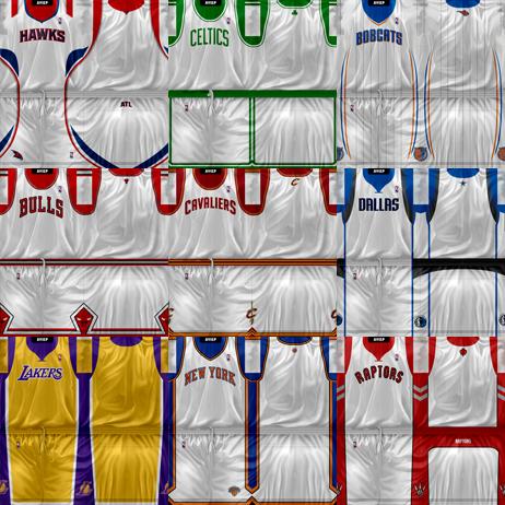 NLSC \u2022 Downloads - NBA Teams Jersey Textures,NBAJERSEYS_ABGWBVX579,