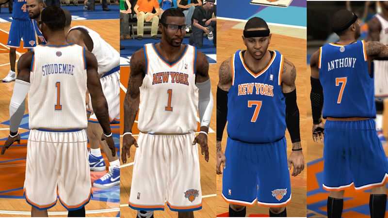 5dda6e03e NLSC Forum • Downloads - New York Knicks 2012 2013 Jersey