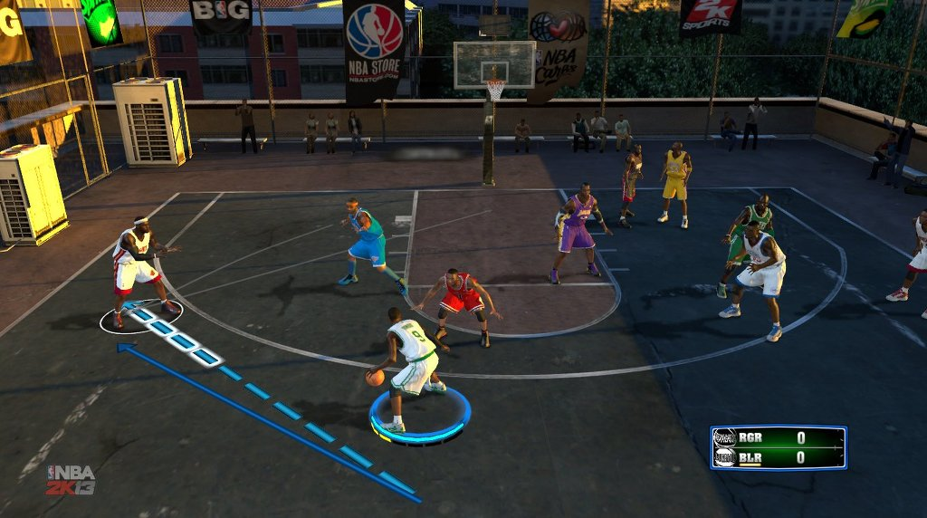 Blacktop All Supertars Unlocked