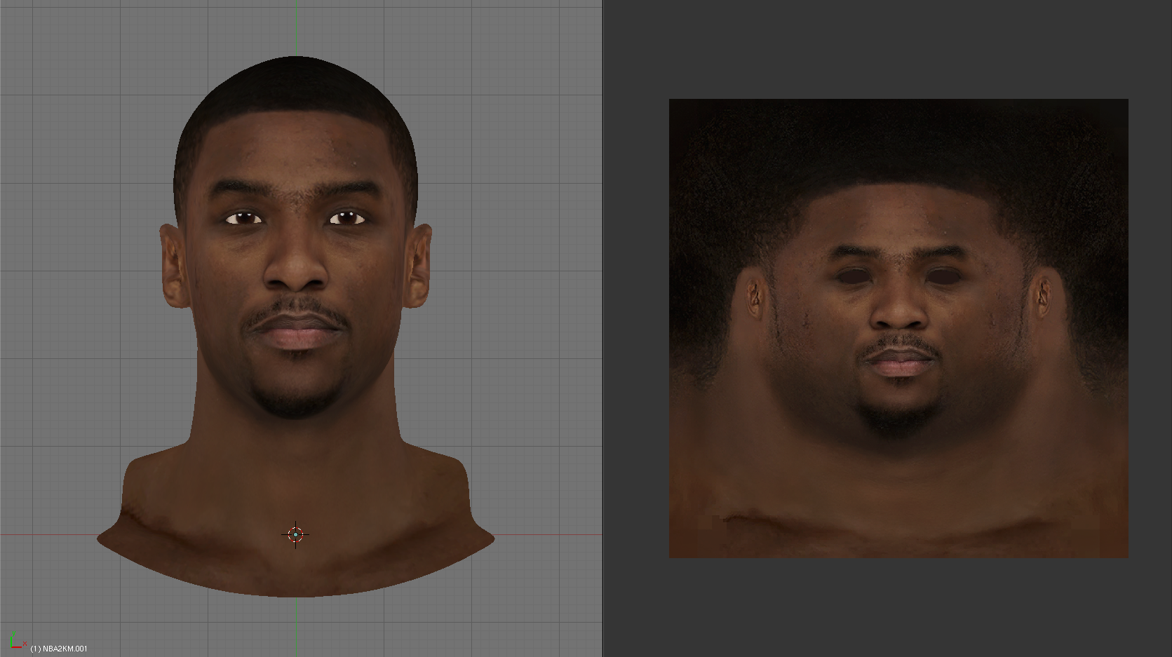 Michael Kidd-Gilchrist Face
