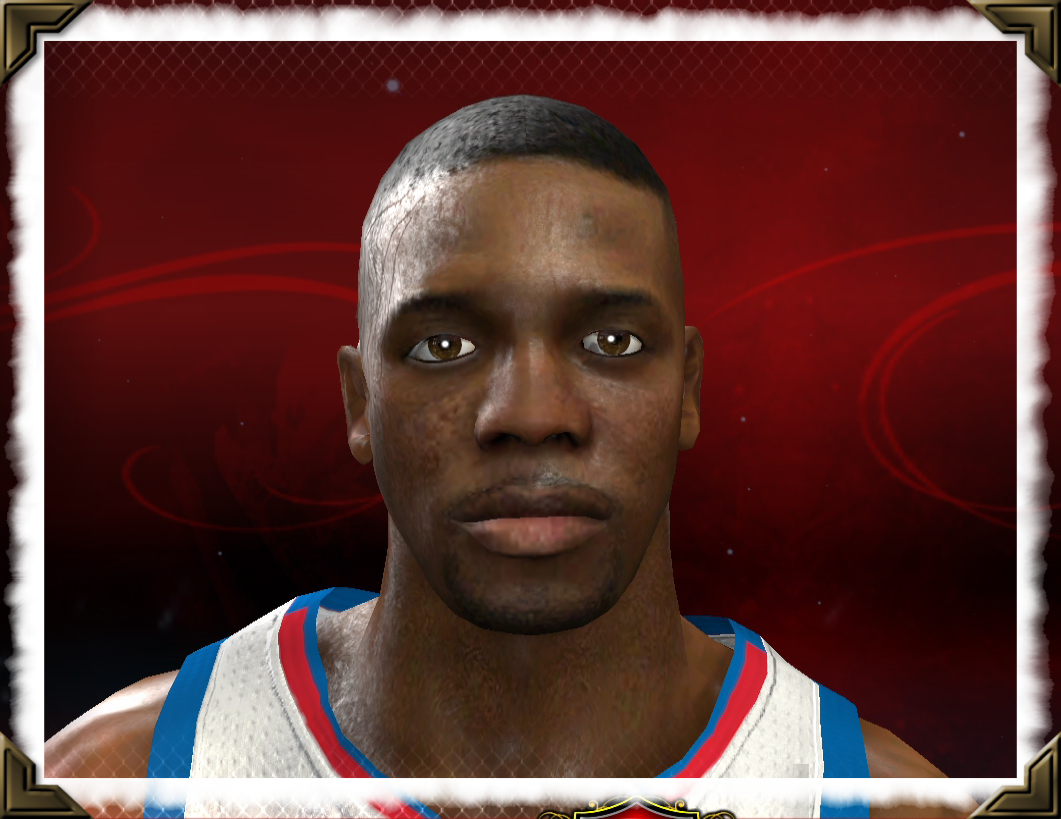 Fictional Cyberfaces (2K12 to 2K13 Conversion)
